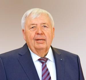 Dieter Schröder, Verwaltungsratsvorsitzender der DAK-Gesundheit