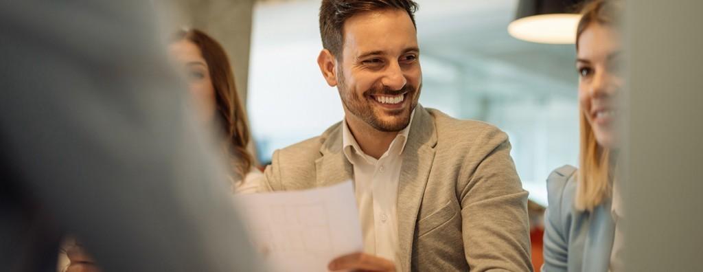 Bild zum Beitrag '10 Tipps für mehr Motivation im Job'