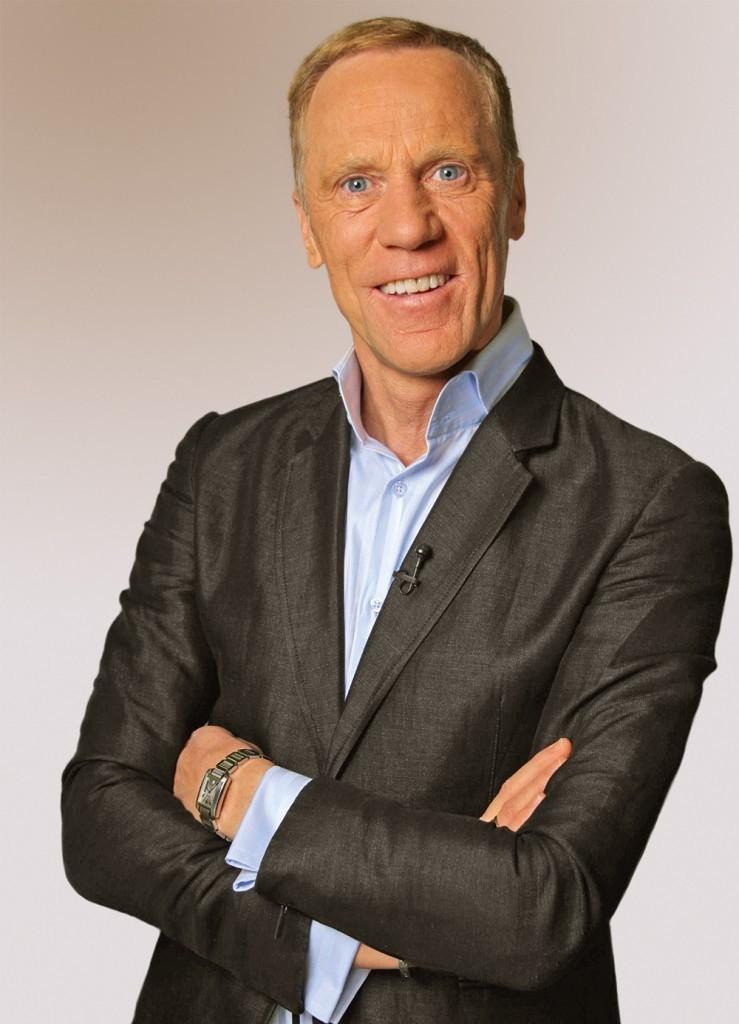 Prof. Dr. Ingo Froböse, Sportwissenschaftler und Gesundheitsexperte