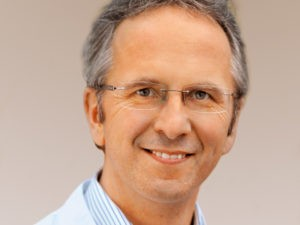 Prof. Andreas Michalsen, Chefarzt der Abteilung Naturheilkunde am Immanuel Krankenhaus Berlin
