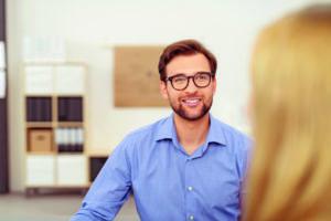 Tipps fürs Bewerbungsgespräch: Zum Erzählen anregen