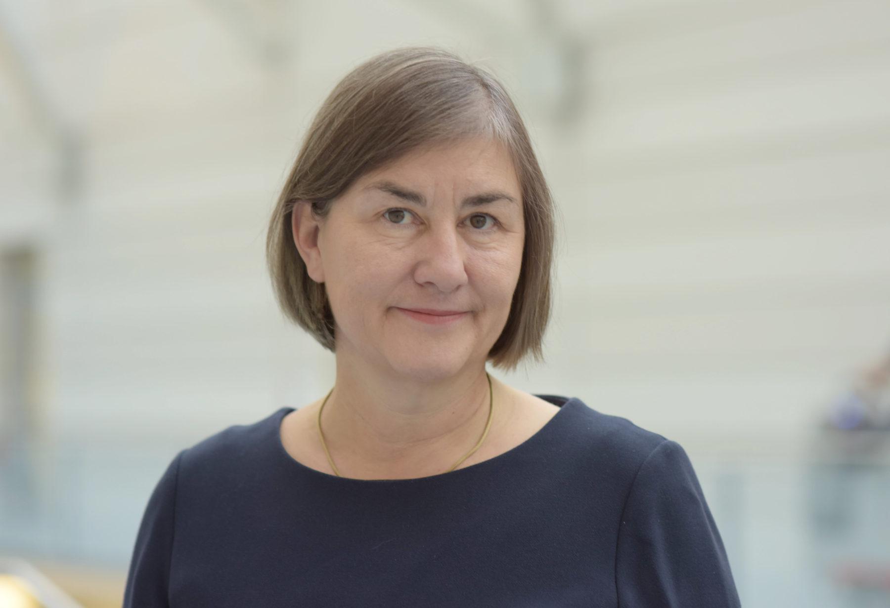 Prof. Dr. Petra Gastmeier, Leiterin des Instituts für Hygiene und Umweltmedizin der Charité Berlin