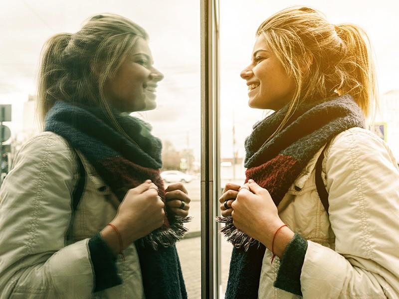 Tipps, um das Selbstbewusstsein zu stärken: Nett zu sich selbst sein