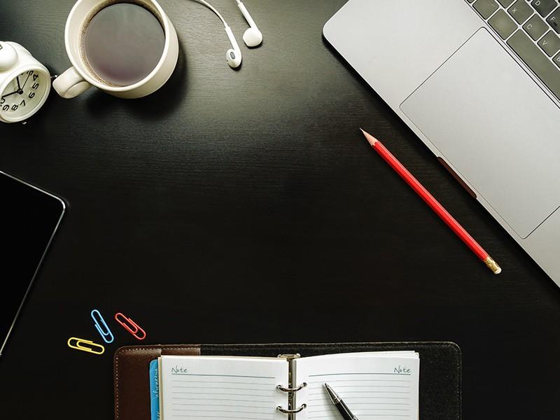 Erste Hilfe gegen Stress am Arbeitsplatz: Aufgaben einteilen