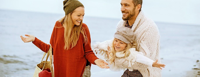 Die DAK-Gesundheit macht sich stark für die ganze Familie.