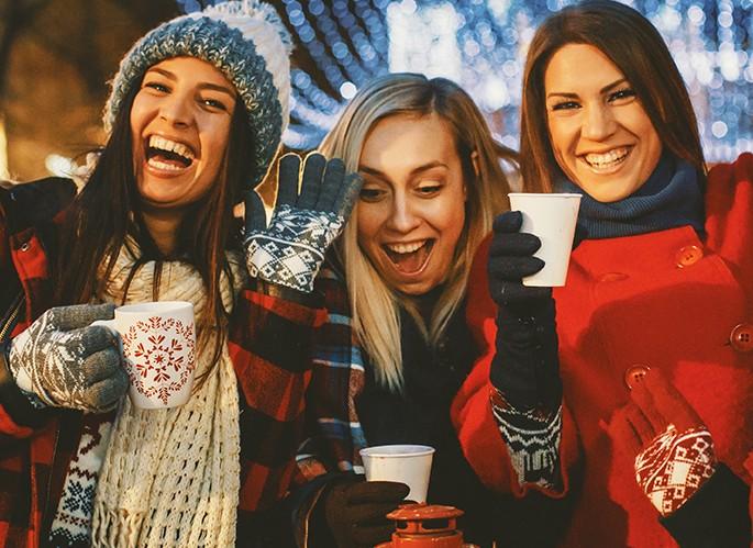 Gesund und lecker durch die Weihnachtszeit