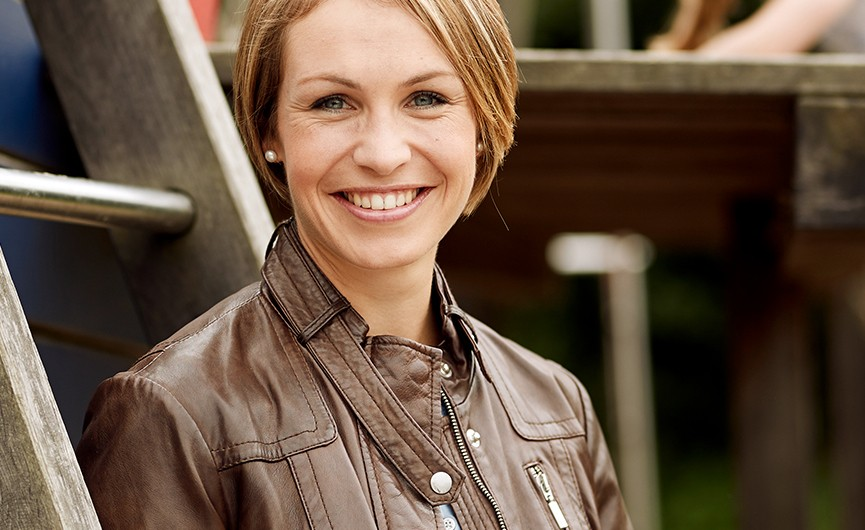Magdalena Neuner gibt Tipps zur Kindererziehung