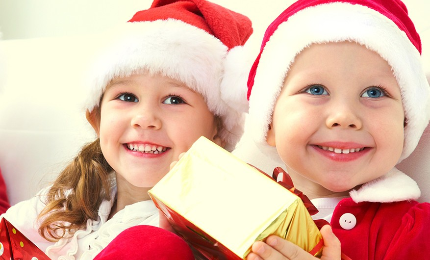 Bild zum Beitrag 'So wird Weihnachten für die Kleinsten zum Fest'