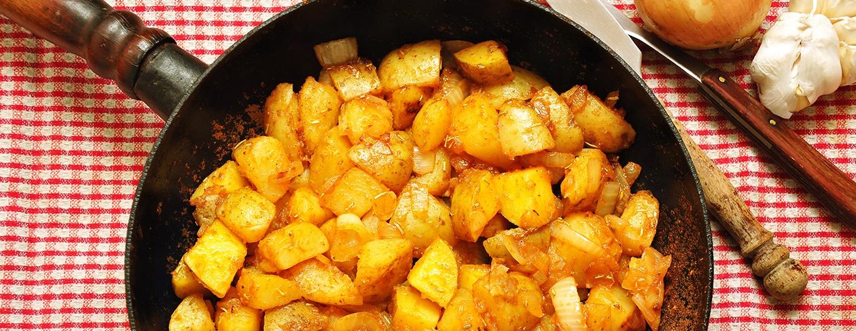 Bild zum Beitrag 'Bratkartoffeln'