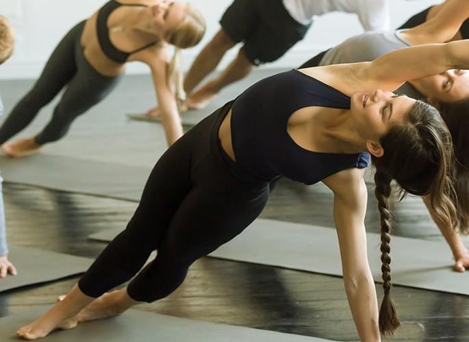 Bild zum Beitrag 'Yoga – der Weg zur inneren Mitte'