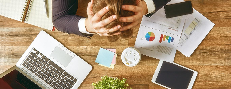Stress im Job – Was Ihnen jetzt gut tut