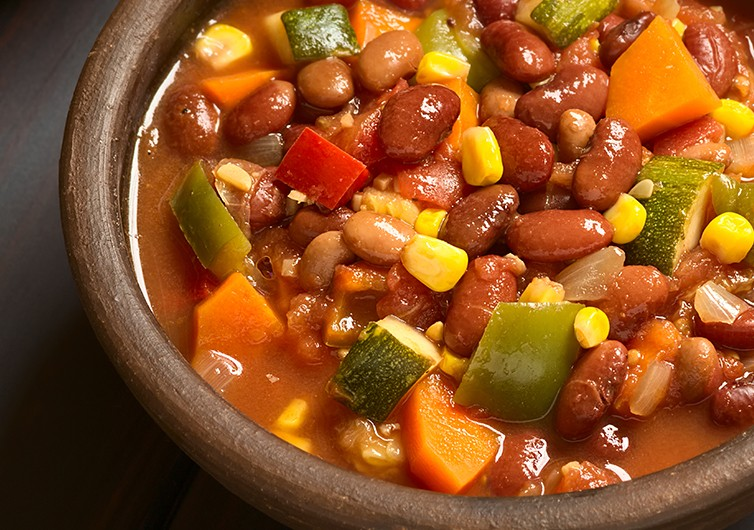 Bild zum Beitrag 'Chili sin Carne'