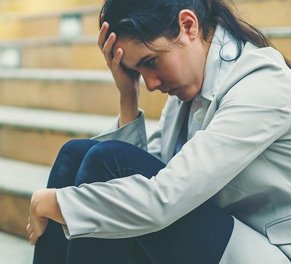 Bild zum Beitrag 'Phobien und Panikattacken: Wenn Angst krankmacht'