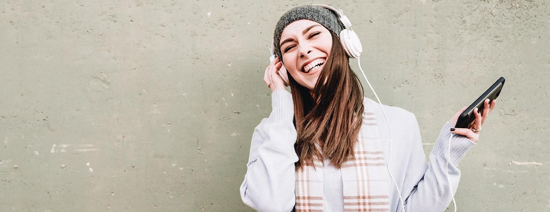 Bild zum Beitrag 'Wie Musik unsere Gesundheit fördert'