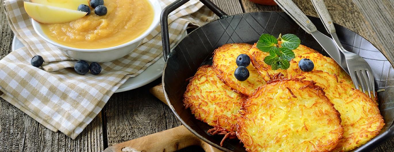 Bild zum Beitrag 'Kartoffelpuffer'
