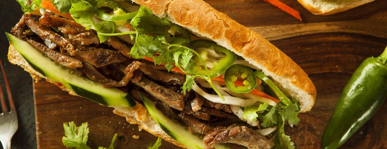 Bild zum Beitrag 'Bánh mì – ein Sandwich aus Vietnam'