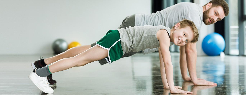 Bild zum Beitrag 'Ein starker Rücken macht gesund'