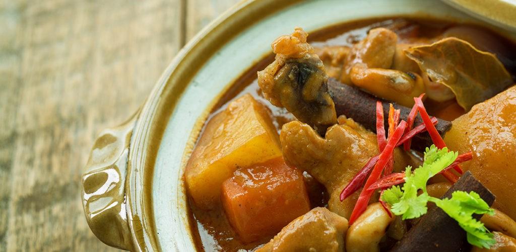Bild zum Beitrag 'Massaman-Curry'