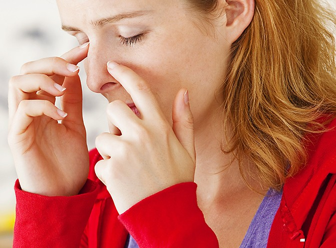Bild zum Beitrag 'Essen gegen Krankheiten: Sinusitis'