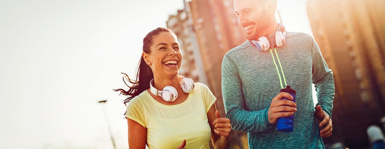 Bild zum Beitrag 'Laufen macht glücklich'