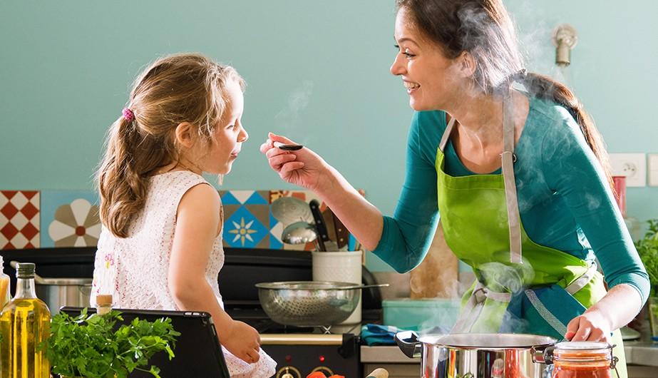 Bild zum Beitrag 'Kochen für Kinder'