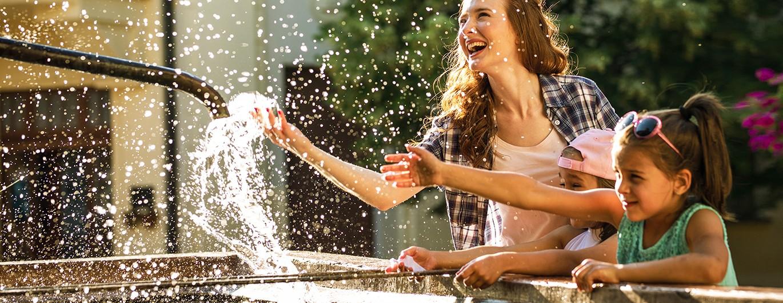 Bild zum Beitrag 'Wasser – unser Lebenselixier'