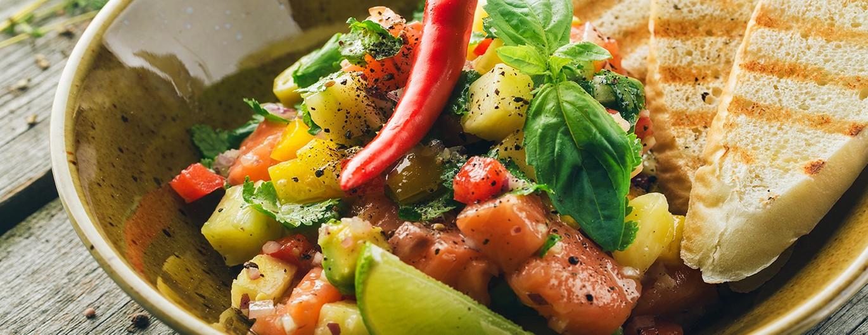 Bild zum Beitrag 'Ceviche'