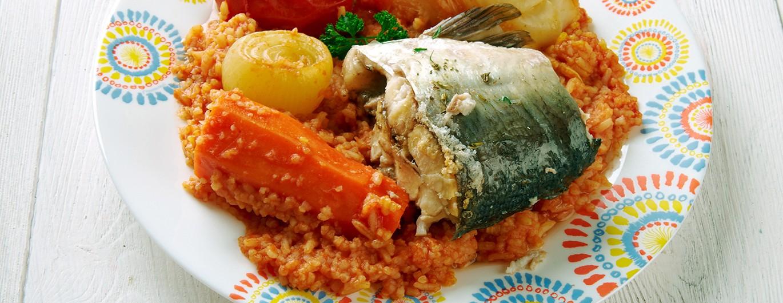 Bild zum Beitrag 'Thieboudienne – Das Festgericht aus dem Senegal'