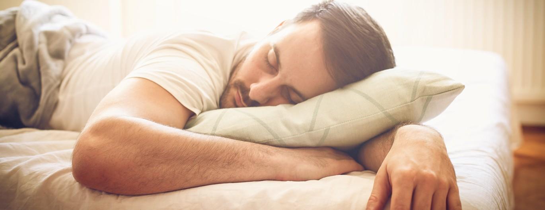 Bild zum Beitrag 'Gut schlafen trotz Hitze'