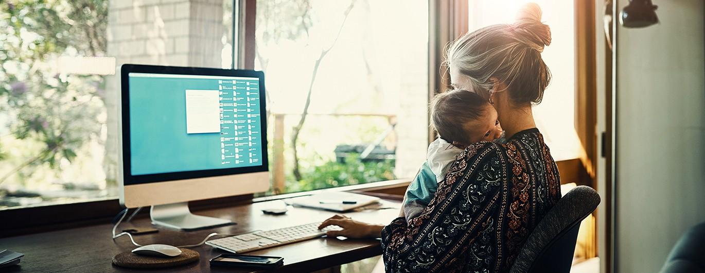 Bild zum Beitrag 'Berufstätige Eltern – krankes Kind'