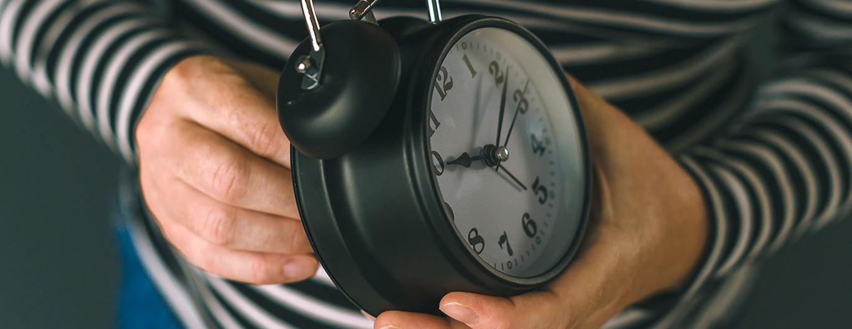 Bild zum Beitrag 'Zeitumstellung: Gesundheitliche Probleme nehmen zu'