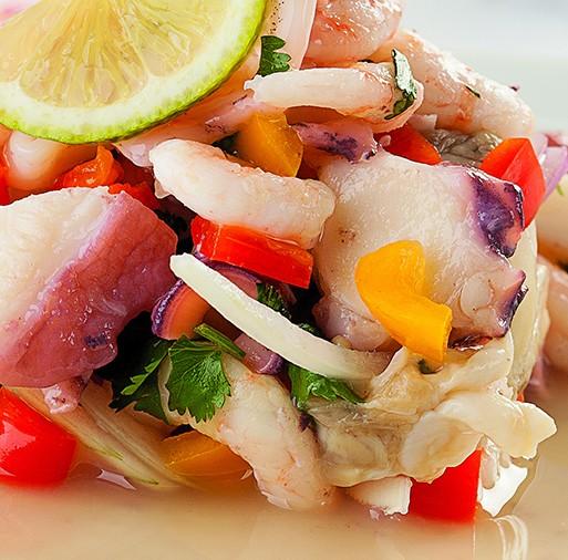 Bild zum Beitrag 'Ceviche als leichte Mahlzeit'