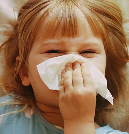 Bild zum Beitrag 'Atemwegserkrankungen bei Kindern'