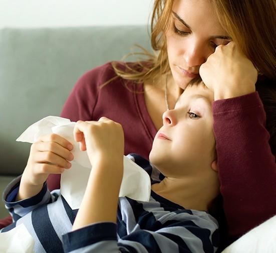 Bild zum Beitrag 'Die 6 häufigsten Kinderkrankheiten'