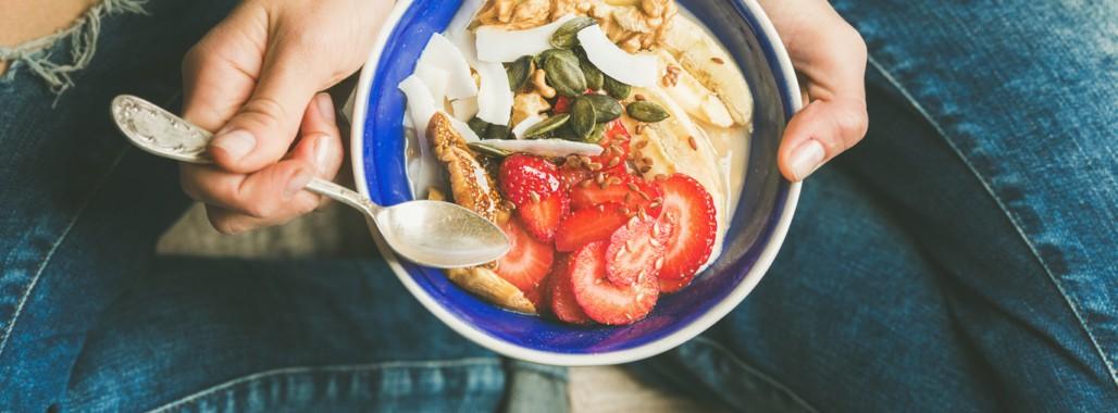 Bild zum Thema'Essen gegen Krankheiten: Akne'