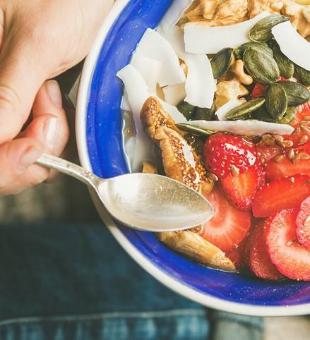 Bild zum Beitrag 'Essen gegen Krankheiten: Akne'