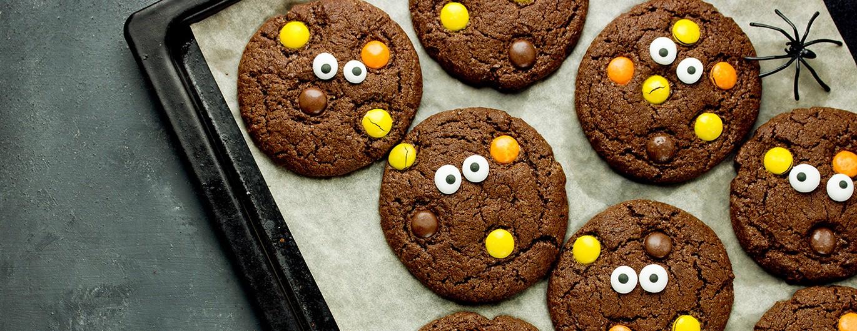 Bild zum Beitrag 'Gruseliges Gebäck – schaurige Halloween Kekse'