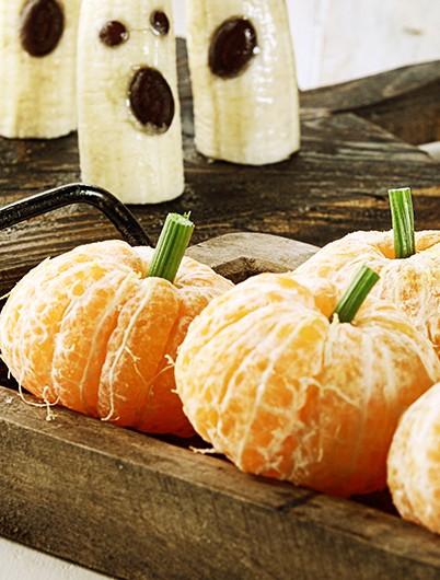 Bild zum Beitrag 'Gesund snacken an Halloween'
