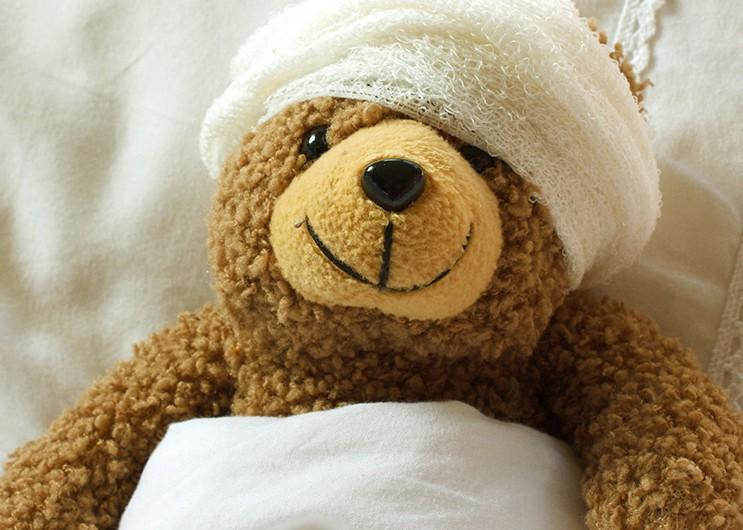 Bild zum Beitrag 'Infektionskrankheiten bei Kindern'