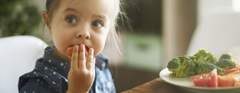 Bild zum Beitrag 'Vegetarische und vegane Ernährung für Kinder'