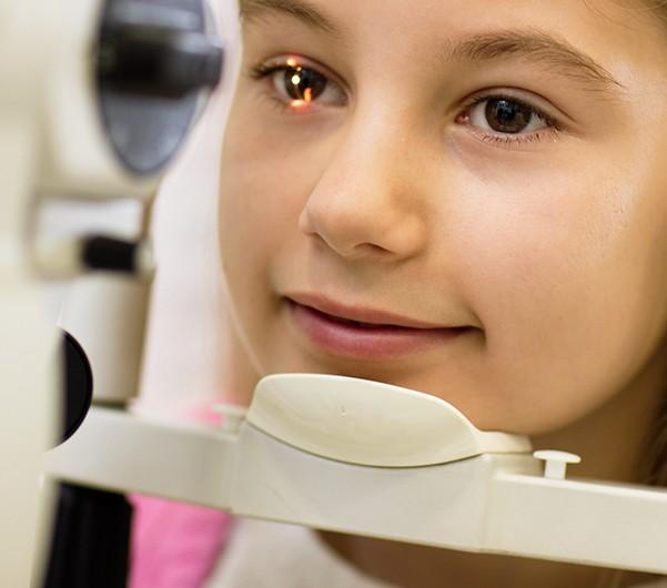 Bild zum Beitrag 'Augenerkrankungen bei Kindern'