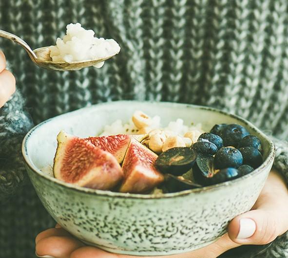 Bild zum Beitrag 'Clean Eating – die moderne Vollwertkost'
