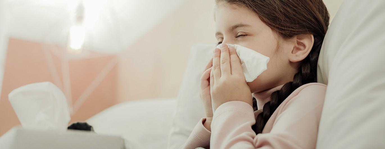 Bild zum Beitrag 'Erkältung bei Kindern'