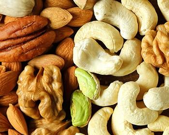 Bild zum Beitrag 'Der gesunde Snack: Nüsse'