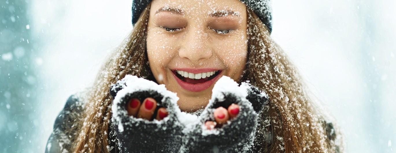 Bild zum Beitrag 'Hautpflege im Winter'