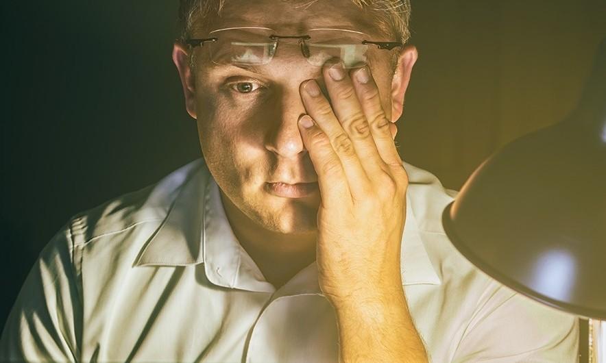 Bild zum Beitrag '7 Tipps für fitte Augen am Bildschirm'