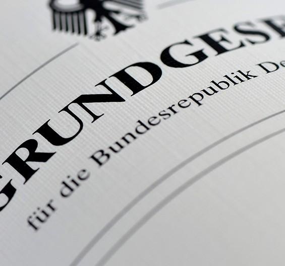 Bild zum Beitrag 'Happy Birthday Grundgesetz!'