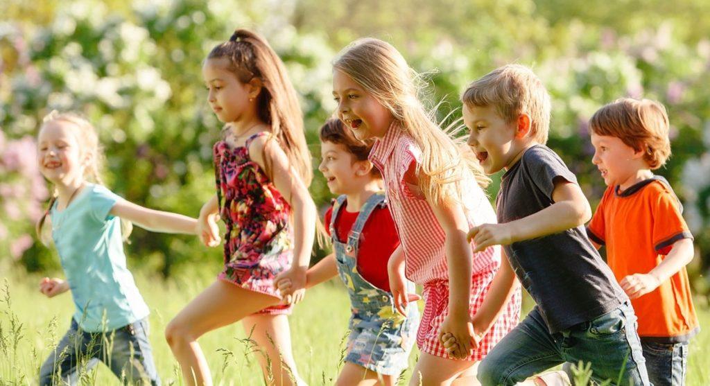Bild zum Beitrag 'Bewegungsspiele für die ganze Familie'