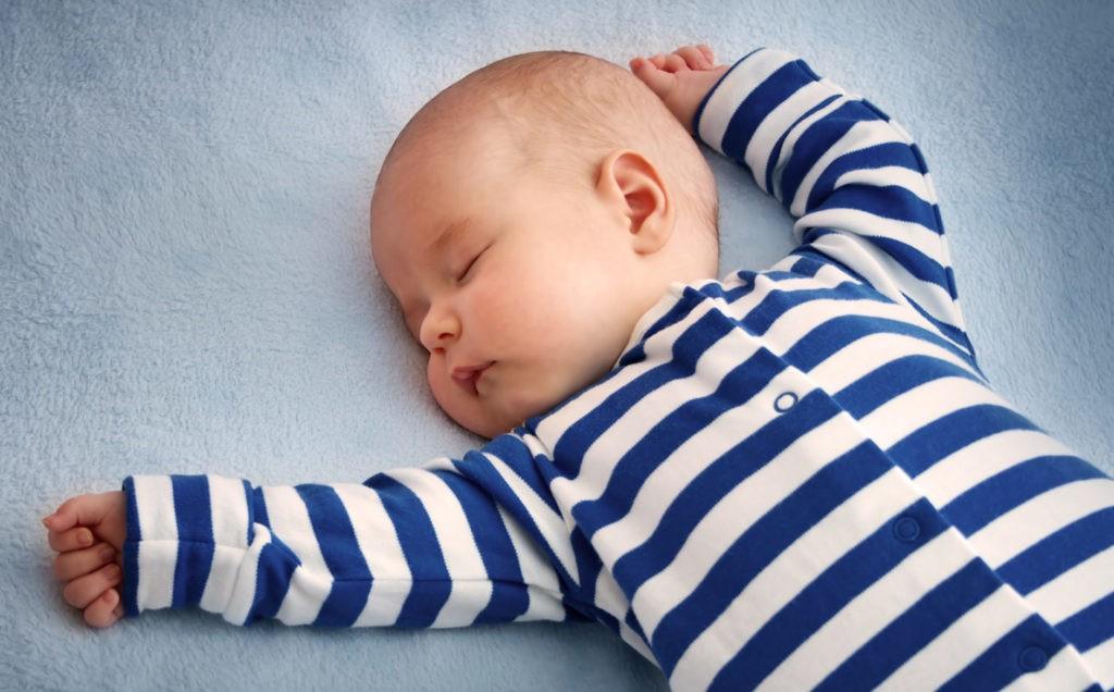 Bild zum Beitrag 'So schläft Ihr Baby sicher'