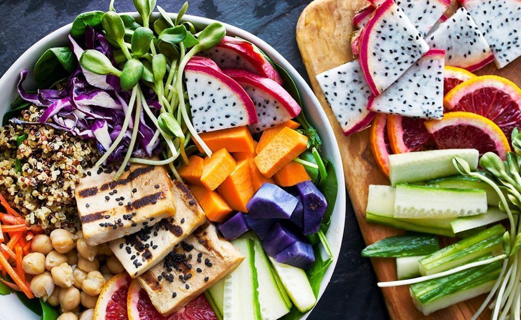 Bild zum Beitrag 'Bowls: bunt, lecker und gesund'